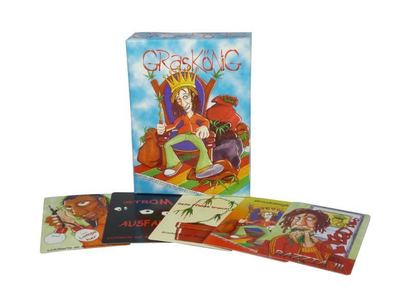 Kartenspiel König