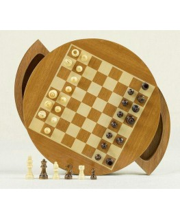 Schachspiel magnetisch D