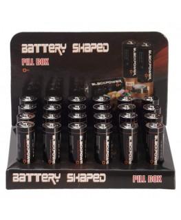 Geheimversteck Batterie Mignon AA