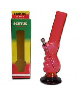 Acrylbong Joystick H:33cm D:50mm