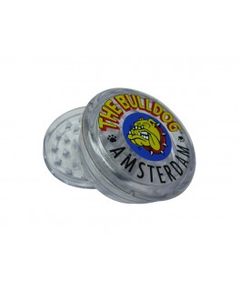 Acrylgrinder The Bulldog Amsterdam Clear Ø:60mm