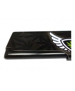 Blättchen Metallbox - Peace Cannabis