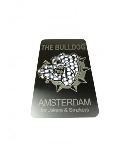 Grindercard The Bulldog Amsterdam