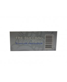 The Bulldog Filtertips breit