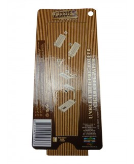 Cones Blister unbleached King Size 3er