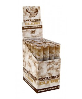 Cyclones Klear Cone White Chocolate