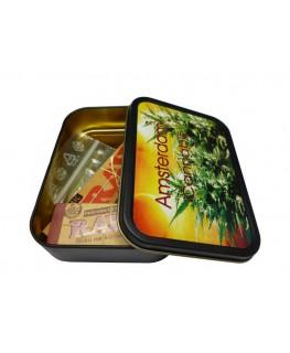 Metallbox - Amsterdam Cannabis