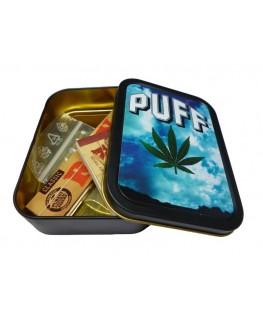 Metallbox PUFF