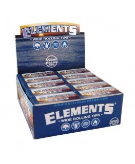 Elements Filtertips WIDE
