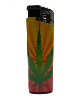 Feuerzeug Cannabis Sun