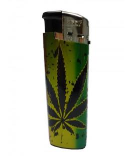 Feuerzeug Cannabis Reggae