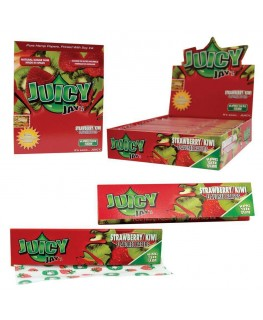 Juicy Jay's King Size Slim Strawberry Kiwi