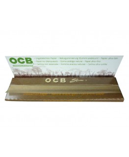 OCB unbleached King Size Slim