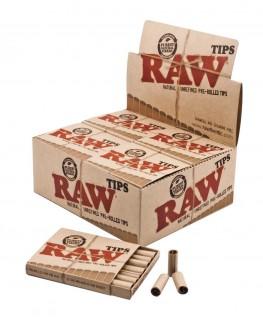 RAW Filtertips Prerolled