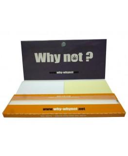 SNAIL Why not? Gesellschaft Stress King Size Slim + Filtertips