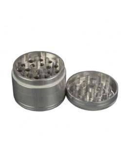 Metallgrinder mit Sieb Silber Ø:50mm