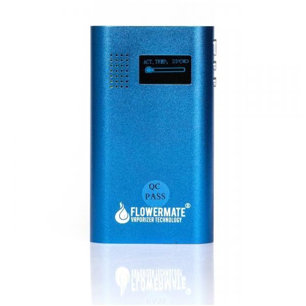 Flowermate Pro V5.0 in blau