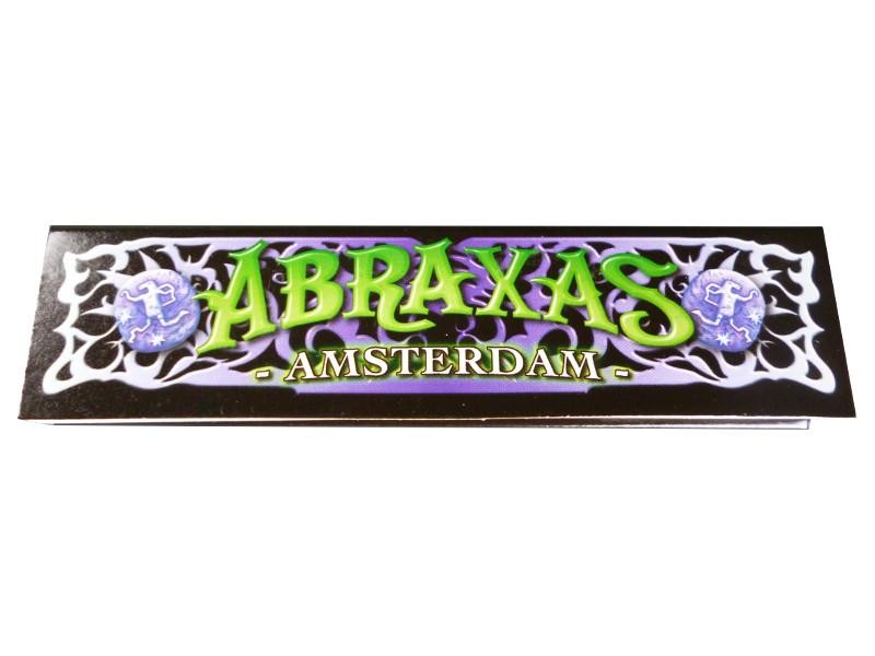 Abraxas Coffeeshop King Size Slim + Filtertips (geschlossen)