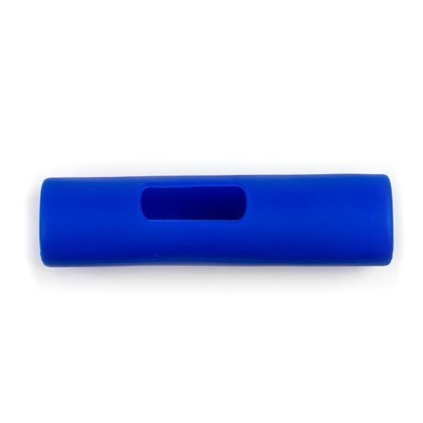 """Originale """"Arizer Air Silikonhülle"""" in blau. Perfekter Vaporizer Schutz (Vorderseite)"""