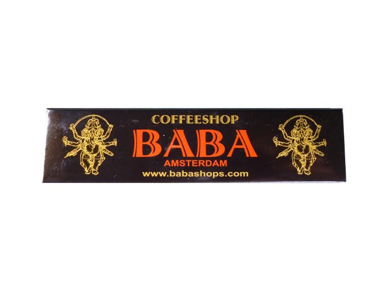 BABA Coffeeshop King Size Slim + Filtertips (geschlossen)
