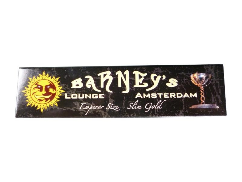 Barney's Lounge King Size Slim + Filtertips (geschlossen)