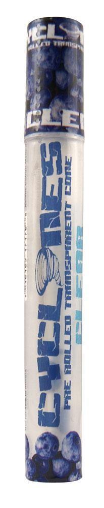 Cyclones Klear Cone Blättchen/Paper mit Blueberry/Blaubeeren Aroma