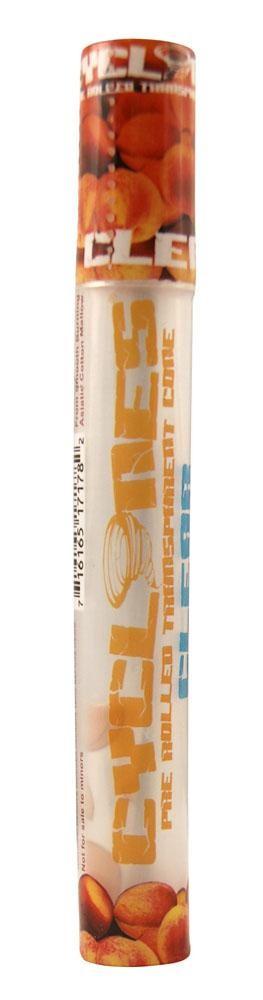 Cyclones Klear Cone Blättchen/Paper mit Peach/Pfirsich Aroma