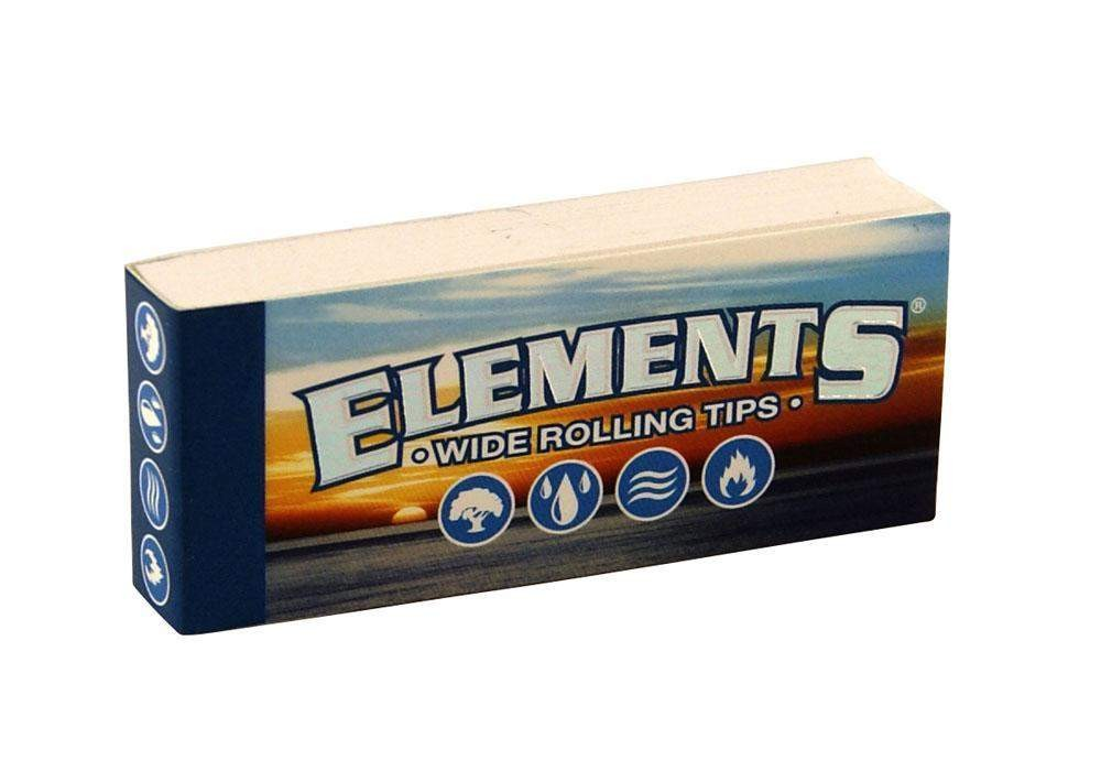 "Elements ""Filtertips"" WIDE (breit)"