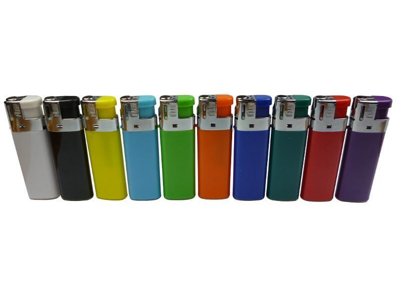 Sidekick Feuerzeug weiss, schwarz, gelb, türkis, grün, orange, blau, petrol, rot, lila