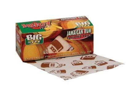 """Juicy Jay's Rolls"" Big Size Blättchen/Papers mit Jamaican Rum Aroma"