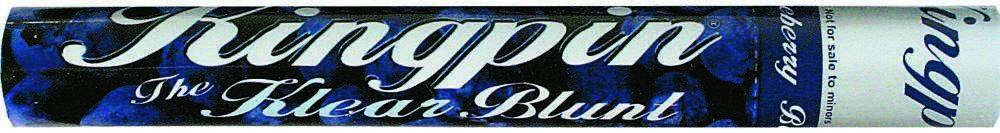 Kingpin Klear Blueberry
