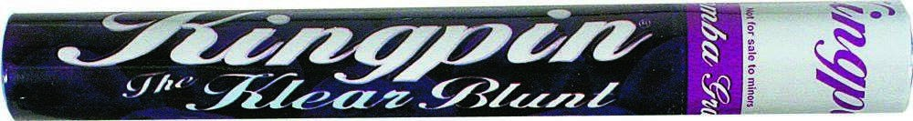 Kingpin Klear Grape Aroma Blättchen/Paper/Klear Blunt