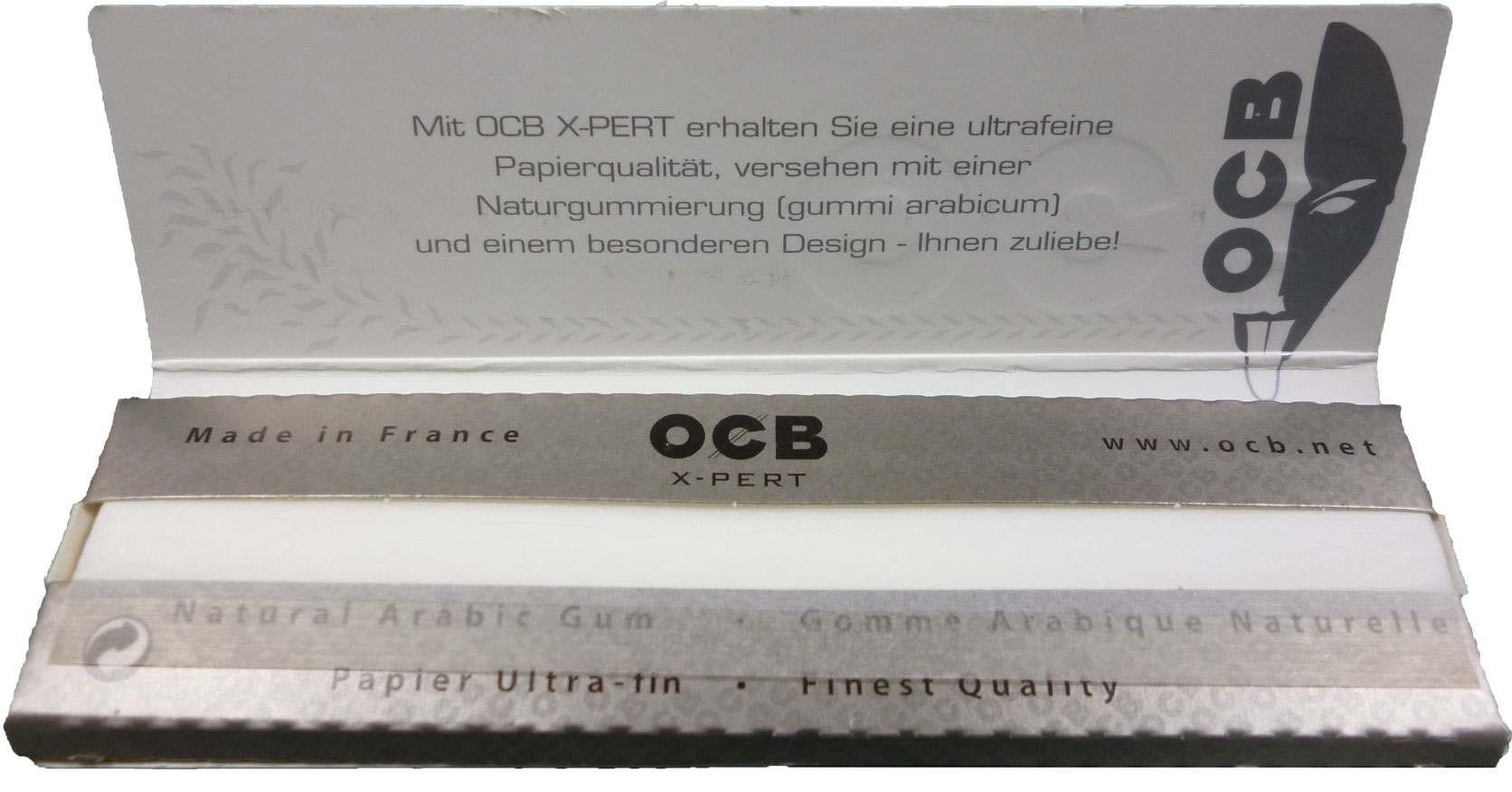 OCB X-Pert geöffnete Packung