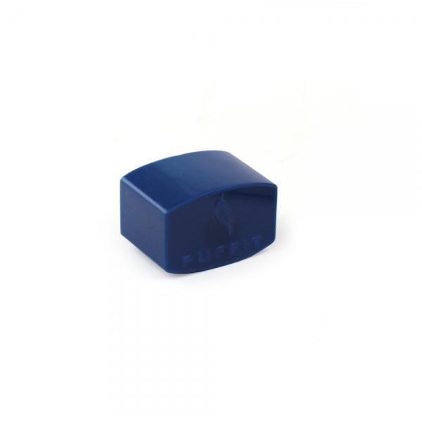 Original Puffit Mundstück Abdeckung in blau