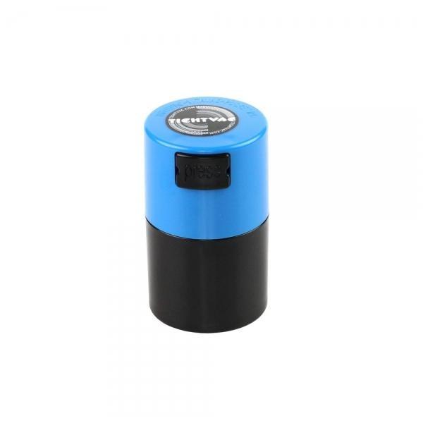 """Vakuum Dose - """"Tightvac"""" 0,06l Volumen und Farbe: Blau-schwarz"""
