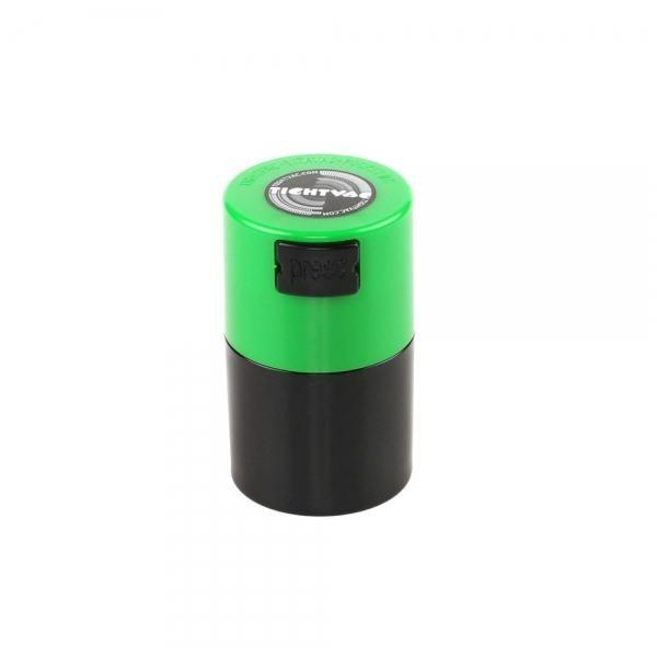 """Vakuum Dose - """"Tightvac"""" 0,06l Volumen und Farbe: Grün-schwarz"""