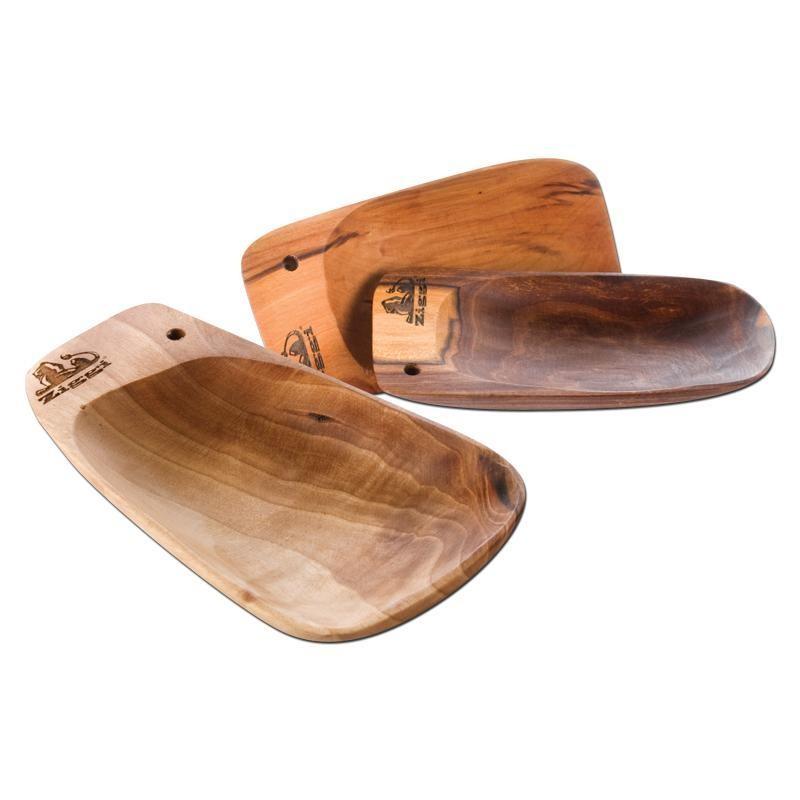 ZIGGI Bröselschale Holz 160x87mm