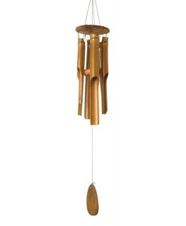 "Windspiel Bambus L""40cm"