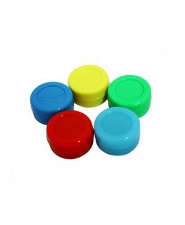 Silikon Box für Öl in gelb, grün, hellblau, rot oder blau & ein 37mm Durchmesser