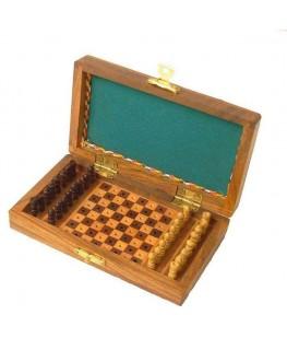 Schachspiel 13x7,5cm