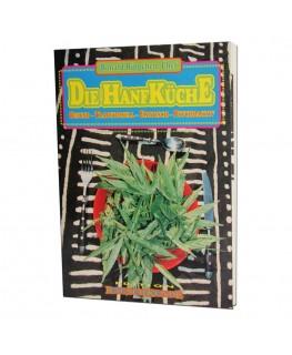 """Buch  """"Die Hanf Küche. Gesund - Traditionell - Exotisch - Psychoaktiv"""" 124 Seiten"""