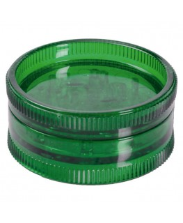Acrylgrinder in grün und Ø:57mm