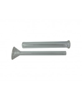 Ascent Vaporizer Glas Ersatz Kit (Glasmundstück und Glas-Innenleben)