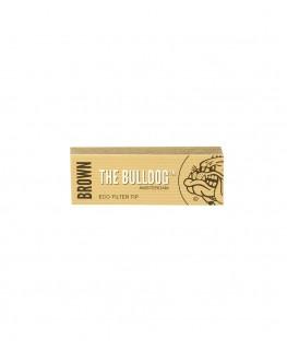 """Ungebleichte Filtertips in schmal vom Coffeeshop """"The Bulldog Amsterdam"""""""