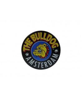 """The Bulldog Amsterdam """"Metallgrinder"""" 2-teilig, in schwarz, mit Magnet & Ø:40mm"""