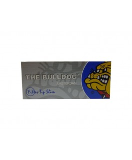 "Filtertips in breit vom Coffeeshop ""The Bulldog Amsterdam"" (25 x 59mm)"