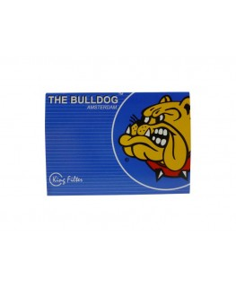 "Filtertips in schmal vom Coffeeshop ""The Bulldog Amsterdam"" (22x61mm)"