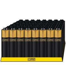 Clipper Feuerzeug Gold Cap. Super Bong & Pfeifen Feuerzeug. Made in Spain