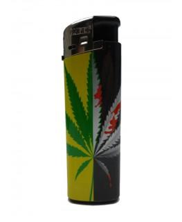 """""""Elektrisches Feuerzeug"""" Cannabis Blood (Nachfüllbar)"""
