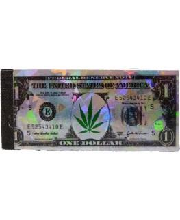 "Filtertips/Jointfilter/Bluntfilter mit ""Hanf-Dollar"" Aufdruck (Geschlossen)"